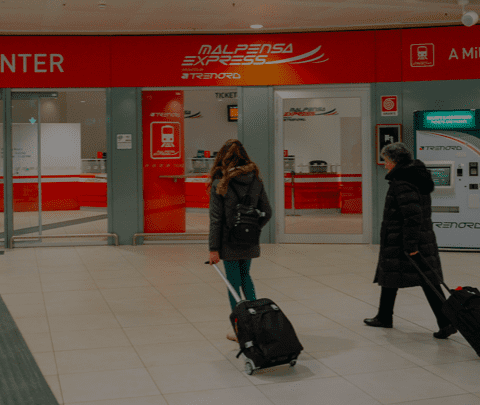 Ticket offices and points of sale